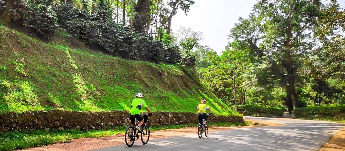 Cycling in Kerala