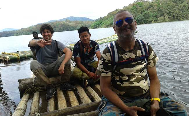 Periyar Tiger Trail